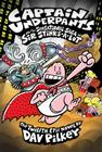 Captain Underpants and the Sensational Saga of Sir Stinks-A-Lot Cover Image