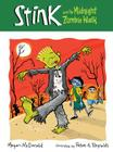 Stink and the Midnight Zombie Walk (Book #7) Cover Image