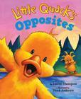 Little Quack's Opposites (Super Chubbies) Cover Image