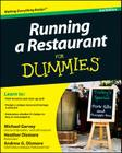 Running a Restaurant for Dummies Cover Image