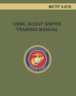 USMC Scout Sniper Training Manual Cover Image