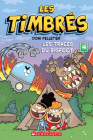Les Timbrés: No 4 - Les Traces Du Bigfoot Cover Image