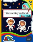 Handwriting Workbook For Kids Cover Image