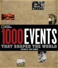 1000 Events That Shaped the World Cover Image
