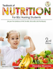 Textbook of Nutrition for BSC Nursing Students Cover Image