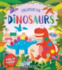 Fingerprint Fun: Dinosaurs Cover Image