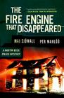 The Fire Engine That Disappeared: A Martin Beck Police Mystery (5) Cover Image