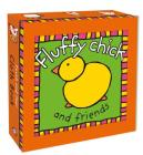 Fluffy Chick and Friends (Touch and Feel Cloth Books) Cover Image