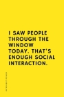 INTROVERT POWER I saw people through the window today That's enough social interaction: The secret strengths of INFJ personality Dot Grid Composition Cover Image