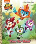 Team Top Wing! (Top Wing) (Little Golden Book) Cover Image