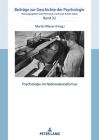 Psychologie Im Nationalsozialismus (Beitraege Zur Geschichte der Psychologie #32) Cover Image