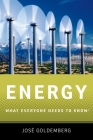 Energy: What Everyone Needs to Know(r) Cover Image