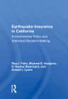 Earthquake Insurance in California: Environmental Policy and Individual Decision-Making Cover Image