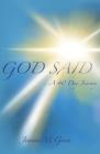 God Said Cover Image