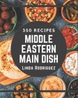 350 Middle Eastern Main Dish Recipes: A Middle Eastern Main Dish Cookbook to Fall In Love With Cover Image