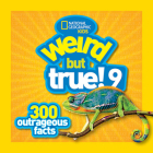 Weird But True 9 Cover Image
