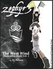 Zephyr the West Wind Illustration Book: The Art of the Chaos Chronicles, Volume 1 Cover Image