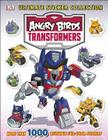 Angry Birds Transformers Ultimate Sticker Collection Cover Image