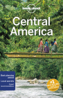 Lonely Planet Central America 10 (Travel Guide) Cover Image