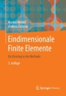 Eindimensionale Finite Elemente: Ein Einstieg in Die Methode Cover Image