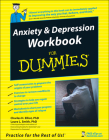 Anxiety and Depression Workbook for Dummies Cover Image