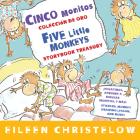 Cinco monitos Coleccion de oro/Five Little Monkeys Storybook Treasury (A Five Little Monkeys Story) Cover Image