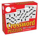 USA Today Crossword Puzzles 2021 Day-to-Day Calendar Cover Image