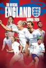 The Official England FA Annual 2021 Cover Image