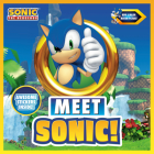Meet Sonic!: A Sonic the Hedgehog Storybook Cover Image
