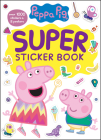 Peppa Pig Super Sticker Book (Peppa Pig) Cover Image
