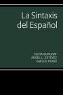 La Sintaxis del Español Cover Image