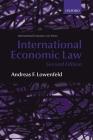 International Economic Law Cover Image