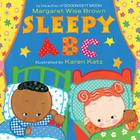 Sleepy ABC Board Book Cover Image