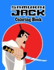 Samuraï Jack Coloring Book Cover Image