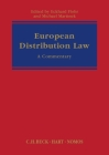 European Distribution Law: A Commentary Cover Image
