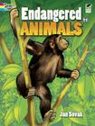 Endangered Animals (Dover Coloring Books) Cover Image