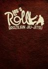 Let's Roll Brazilian Jiu-Jitsu: Training/Sparring Notebook Cover Image