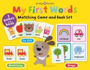 My First Words Matching Game and Book Set: Three games and a book (My First Priddy #1) Cover Image