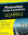 Photovoltaic Design and Installation for Dummies Cover Image