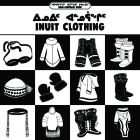 Inuit Clothing: Bilingual Inuktitut and English Edition Cover Image