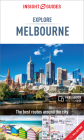 Insight Guides Explore Melbourne (Travel Guide with Free Ebook) (Insight Explore Guides) Cover Image