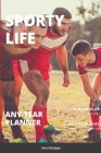 Sporty Life Any Year Planner Cover Image
