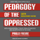 Pedagogy of the Oppressed: 50th Anniversary Edition Cover Image