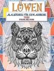 Malbücher für Erwachsene - Stressabbauend - Tiere - Löwen Cover Image