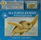 Sea Turtle Journey: The Story of a Loggerhead Turtle [With Cassette] Cover Image