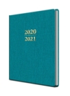 2021 Large Teal Planner Cover Image
