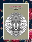 Malbücher für Erwachsene - Mandala - Natur und Tiere Cover Image