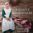 A Simple Christmas Lib/E Cover Image