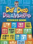 Day of the Dead/Dia de Los Muertos Sticker Book Cover Image