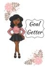 Goal Getter- goal setting planner Cover Image